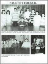 1988 Sharon Mutual High School Yearbook Page 42 & 43