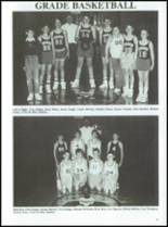 1988 Sharon Mutual High School Yearbook Page 74 & 75