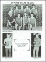 1988 Sharon Mutual High School Yearbook Page 78 & 79