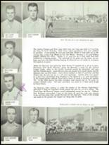 1959 W.F. West High School Yearbook Page 20 & 21