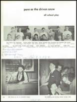 1959 W.F. West High School Yearbook Page 24 & 25