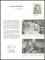 1959 W.F. West High School Yearbook Page 26 & 27