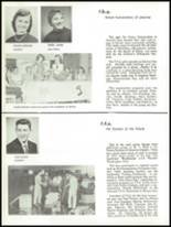 1959 W.F. West High School Yearbook Page 28 & 29