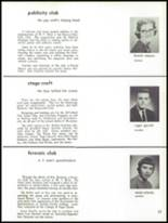 1959 W.F. West High School Yearbook Page 30 & 31