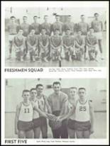 1959 W.F. West High School Yearbook Page 40 & 41