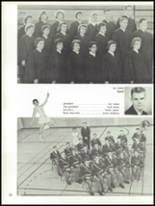 1959 W.F. West High School Yearbook Page 42 & 43