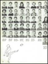 1959 W.F. West High School Yearbook Page 66 & 67