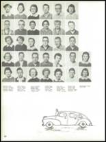 1959 W.F. West High School Yearbook Page 68 & 69
