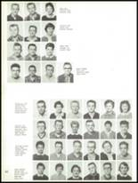 1959 W.F. West High School Yearbook Page 70 & 71