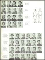 1959 W.F. West High School Yearbook Page 72 & 73