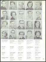 1959 W.F. West High School Yearbook Page 74 & 75