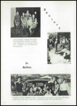 1973 Hoopeston Area High School Yearbook Page 10 & 11