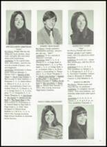 1973 Hoopeston Area High School Yearbook Page 14 & 15