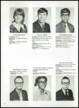 1973 Hoopeston Area High School Yearbook Page 16 & 17