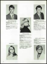 1973 Hoopeston Area High School Yearbook Page 20 & 21