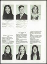 1973 Hoopeston Area High School Yearbook Page 22 & 23