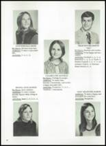 1973 Hoopeston Area High School Yearbook Page 24 & 25