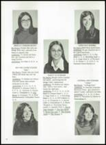 1973 Hoopeston Area High School Yearbook Page 28 & 29
