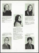 1973 Hoopeston Area High School Yearbook Page 30 & 31