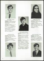 1973 Hoopeston Area High School Yearbook Page 32 & 33