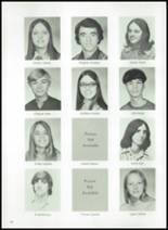 1973 Hoopeston Area High School Yearbook Page 40 & 41