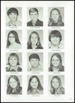 1973 Hoopeston Area High School Yearbook Page 42 & 43