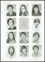 1973 Hoopeston Area High School Yearbook Page 46 & 47