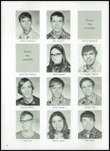1973 Hoopeston Area High School Yearbook Page 48 & 49