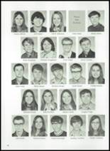 1973 Hoopeston Area High School Yearbook Page 52 & 53