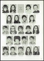 1973 Hoopeston Area High School Yearbook Page 54 & 55