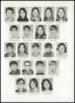 1973 Hoopeston Area High School Yearbook Page 56 & 57