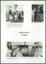 1973 Hoopeston Area High School Yearbook Page 58 & 59