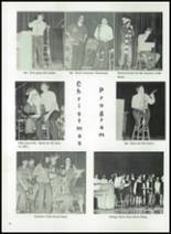 1973 Hoopeston Area High School Yearbook Page 60 & 61