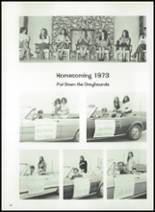 1973 Hoopeston Area High School Yearbook Page 72 & 73