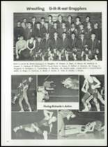 1973 Hoopeston Area High School Yearbook Page 80 & 81