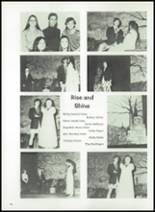 1973 Hoopeston Area High School Yearbook Page 84 & 85