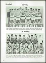 1973 Hoopeston Area High School Yearbook Page 86 & 87
