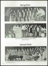 1973 Hoopeston Area High School Yearbook Page 92 & 93