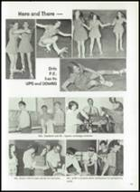 1973 Hoopeston Area High School Yearbook Page 106 & 107