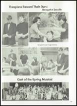 1973 Hoopeston Area High School Yearbook Page 108 & 109