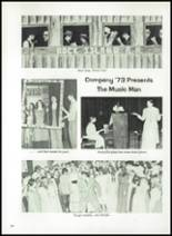 1973 Hoopeston Area High School Yearbook Page 110 & 111