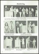 1973 Hoopeston Area High School Yearbook Page 126 & 127