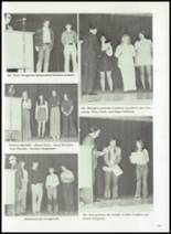 1973 Hoopeston Area High School Yearbook Page 128 & 129
