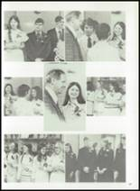 1973 Hoopeston Area High School Yearbook Page 130 & 131