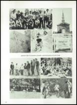 1973 Hoopeston Area High School Yearbook Page 142 & 143