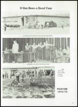 1973 Hoopeston Area High School Yearbook Page 166 & 167