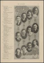 1921 North Central High School Yearbook Page 12 & 13