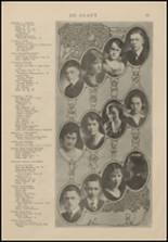 1921 North Central High School Yearbook Page 14 & 15