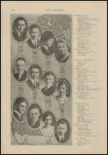 1921 North Central High School Yearbook Page 16 & 17