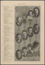 1921 North Central High School Yearbook Page 18 & 19